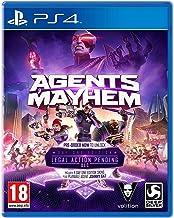 AGENTS OF MAYHEM PlayStation 4 by Deep Silver