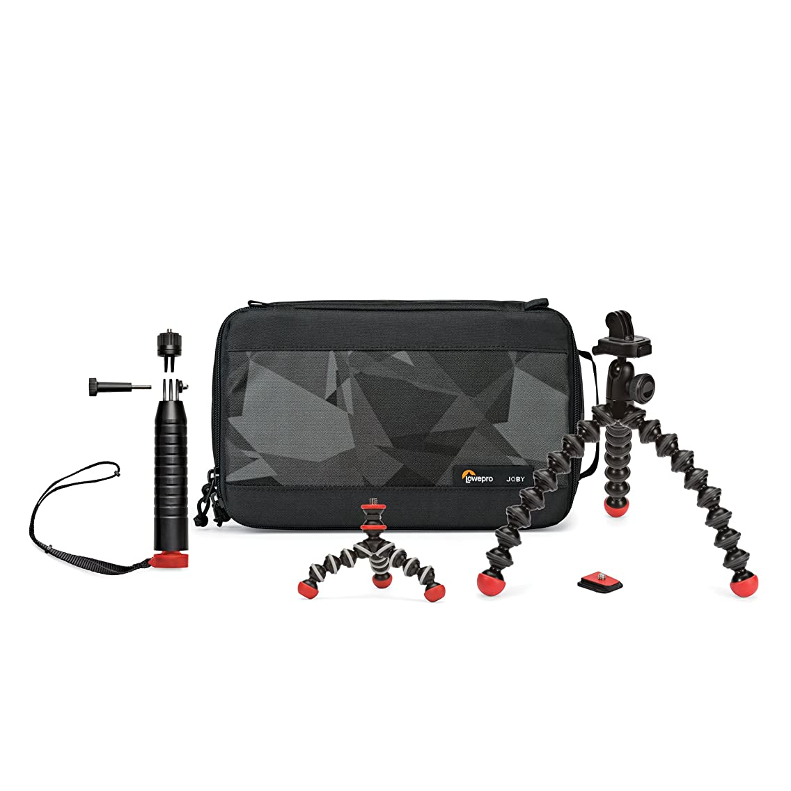 Action Base Kit From JOBY - For GoPro or Other Action Video Camera
