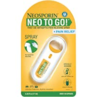 Deals on Neosporin + Pain Relief Neo to Go Antiseptic/Pain Relieving Spray