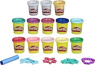 Play-Doh - 13 Pots de Pate à Modeler et 5Accessoires - Sirènes