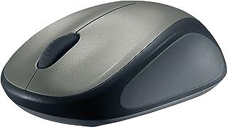 Logicool ロジクール ワイヤレスマウス M235r シルバー