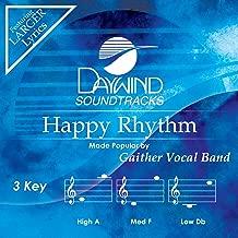 gaither happy rhythm