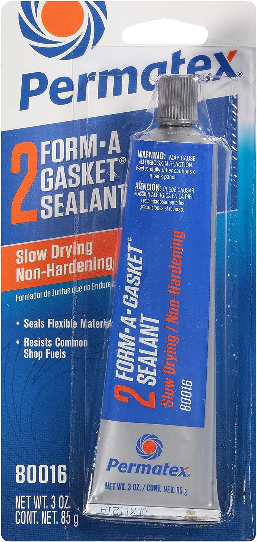 Ranking TOP7 Max 77% OFF Permatex 80016 Form-A-Gasket #2 Blue oz. 3 Sealant