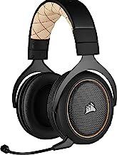 Corsair HS70 PRO Wireless Auriculares para juegos HS70 PRO WIRELESS, Color Crema (EU)