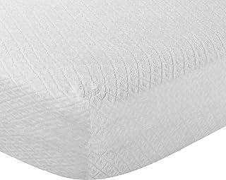 Pikolin Home - Protector de colchón rizo antialérgico (antiácaros, bacterias y antimoho). 150x200cm-Cama 150 (Todas las medidas)