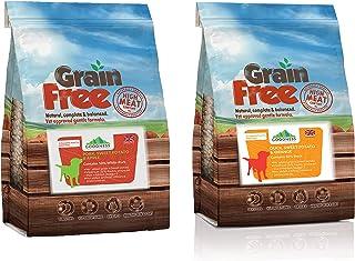 Goodness 100% Natural Grain Free Dog Food Combo 4 kg (Pork & Duck)
