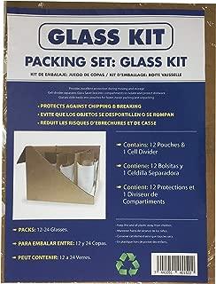 cardboard glass dividers