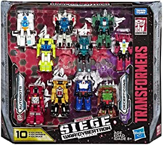 Transformers War for Cybertron: Siege Autobots vs Decepticons Action Figure