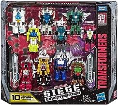Transformers War for Cybertron: Siege Autobots vs Decepticons Action Figure