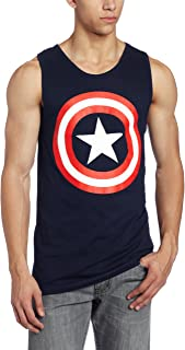 Marvel Captain America Men's Marvel Tank Top