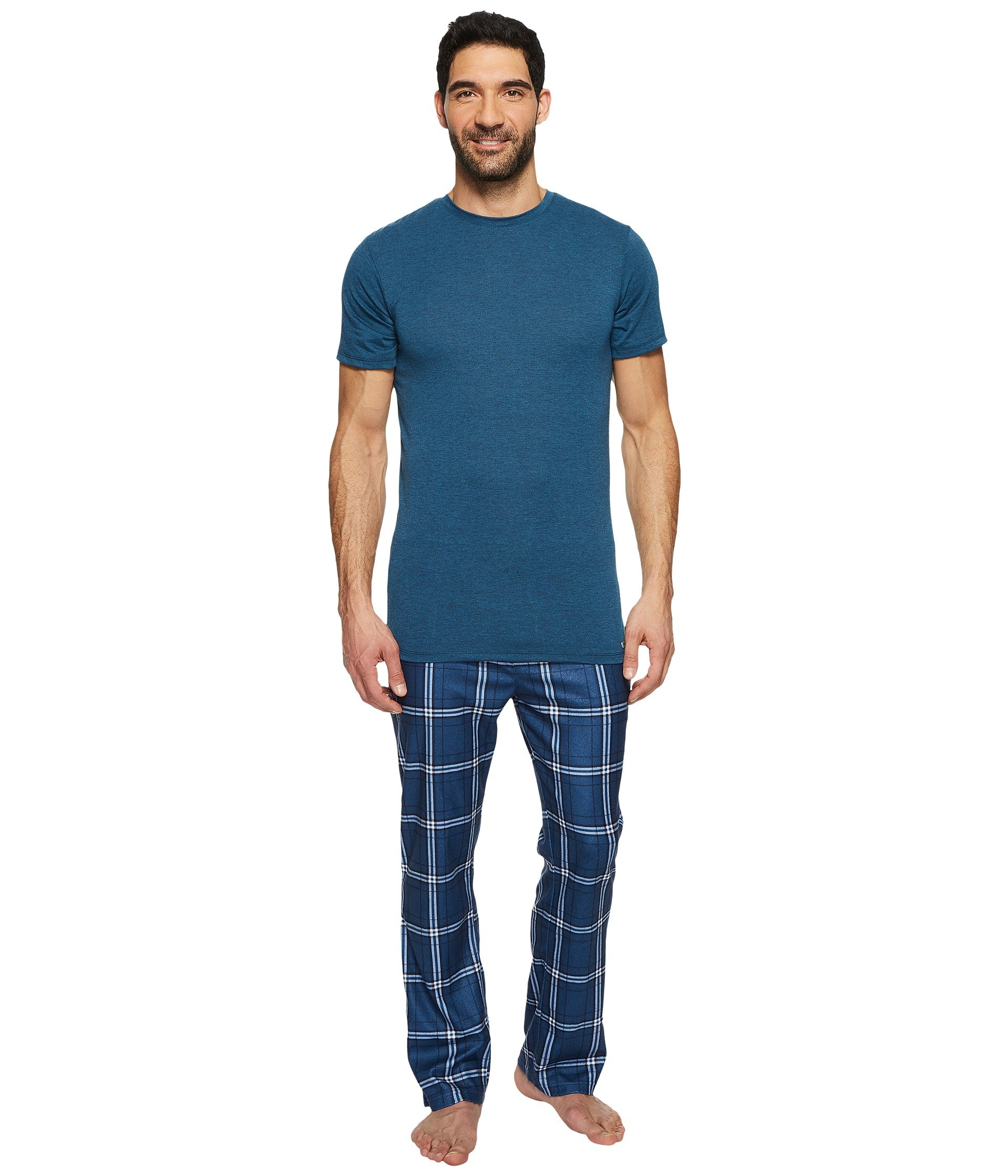 Pijama para Hombre Kenneth Cole Reaction Poly Sleep Set  + Kenneth Cole Reaction en VeoyCompro.net