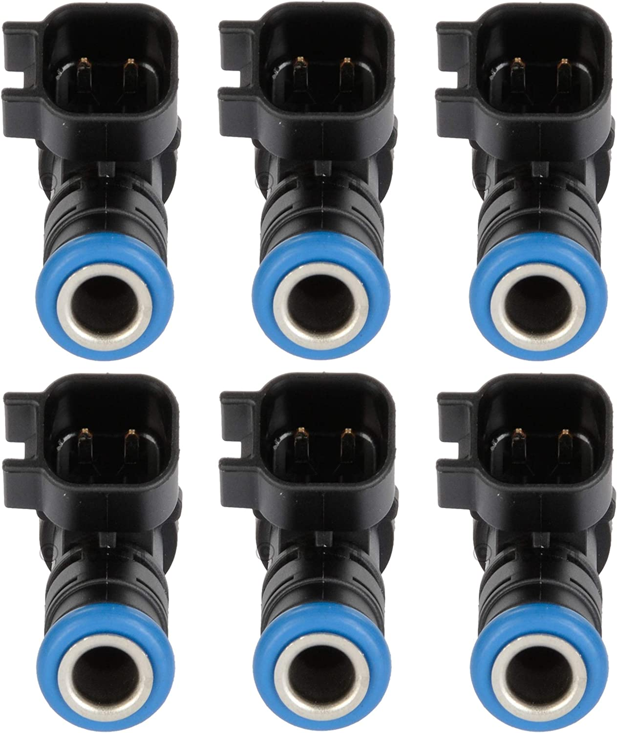 Set of 6 Bosch 売れ筋 Fuel Injectors for Pacifica 格安激安 300 Ch Dodge Chrysler