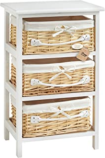 62 x 30 x 70 cm Rast Commode IKEA table de chevet 3 tiroirs