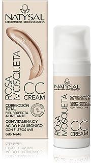 Natysal CC Cream, Corrector Rosa de Mosqueta, 50 ml