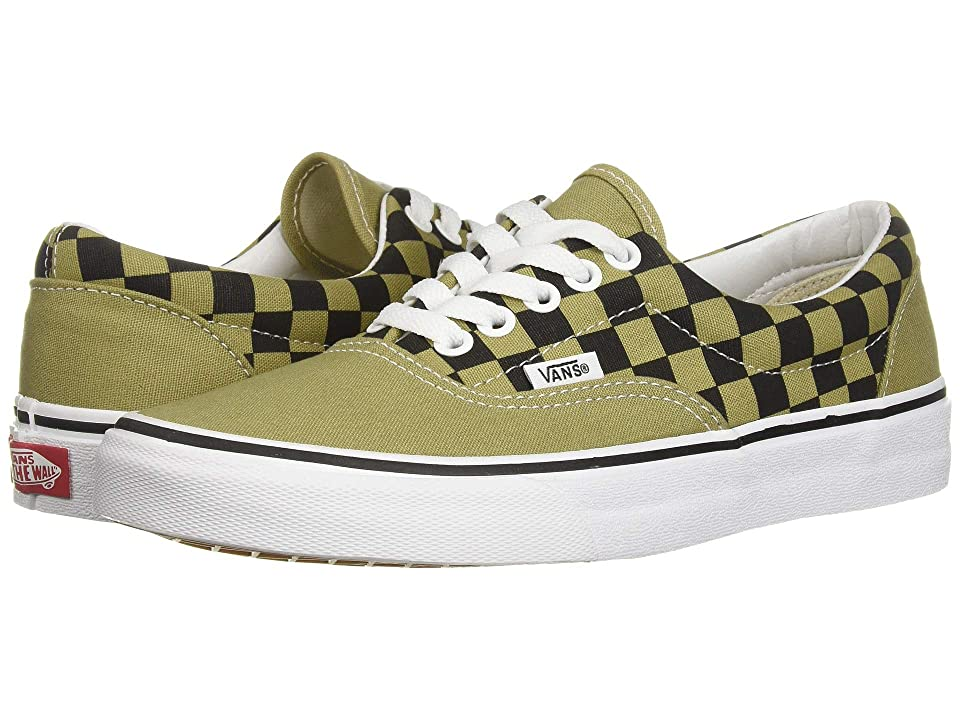 Vans Eratm ((Two-Tone Checker) Boa/Black) Skate Shoes