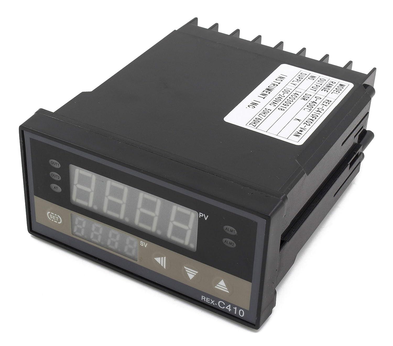 REX-C410 96x48 AC 100-240V thermocouple PID RTD Atlanta Mall Te Digital Input Ranking TOP11