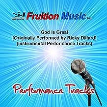 Best god is great ricky dillard instrumental Reviews