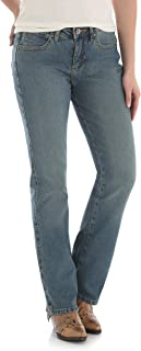 Women's Aura Instantly Slimming Mid Rise Boot Cut Jean
