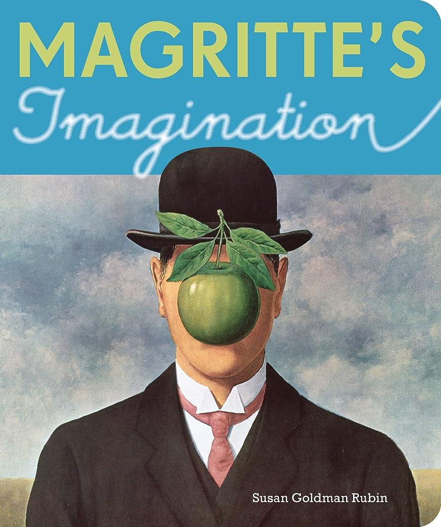 蒸発最愛の郵便物Chronicle Books(クロニクルブックス)Magritte's Imagination bb(H15.5×W12.9×D1.4cm)