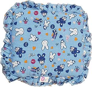 ANGAAKAR CLOTHINGS Kids Cotton Soft Mustard Seeds Pillow/ Rai Pillow for Baby/ Organic Head Shaping Pillow for Newborn Bab...