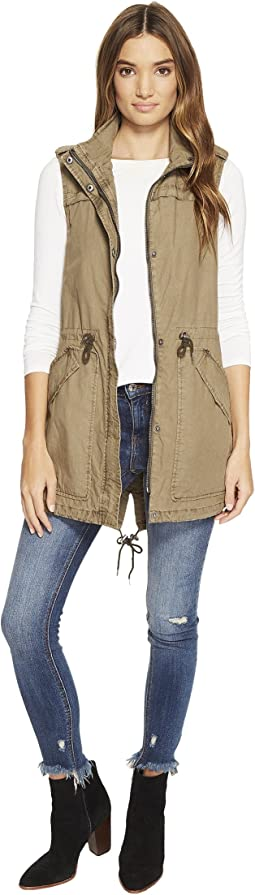 Levi's® - Long Coachella Vest