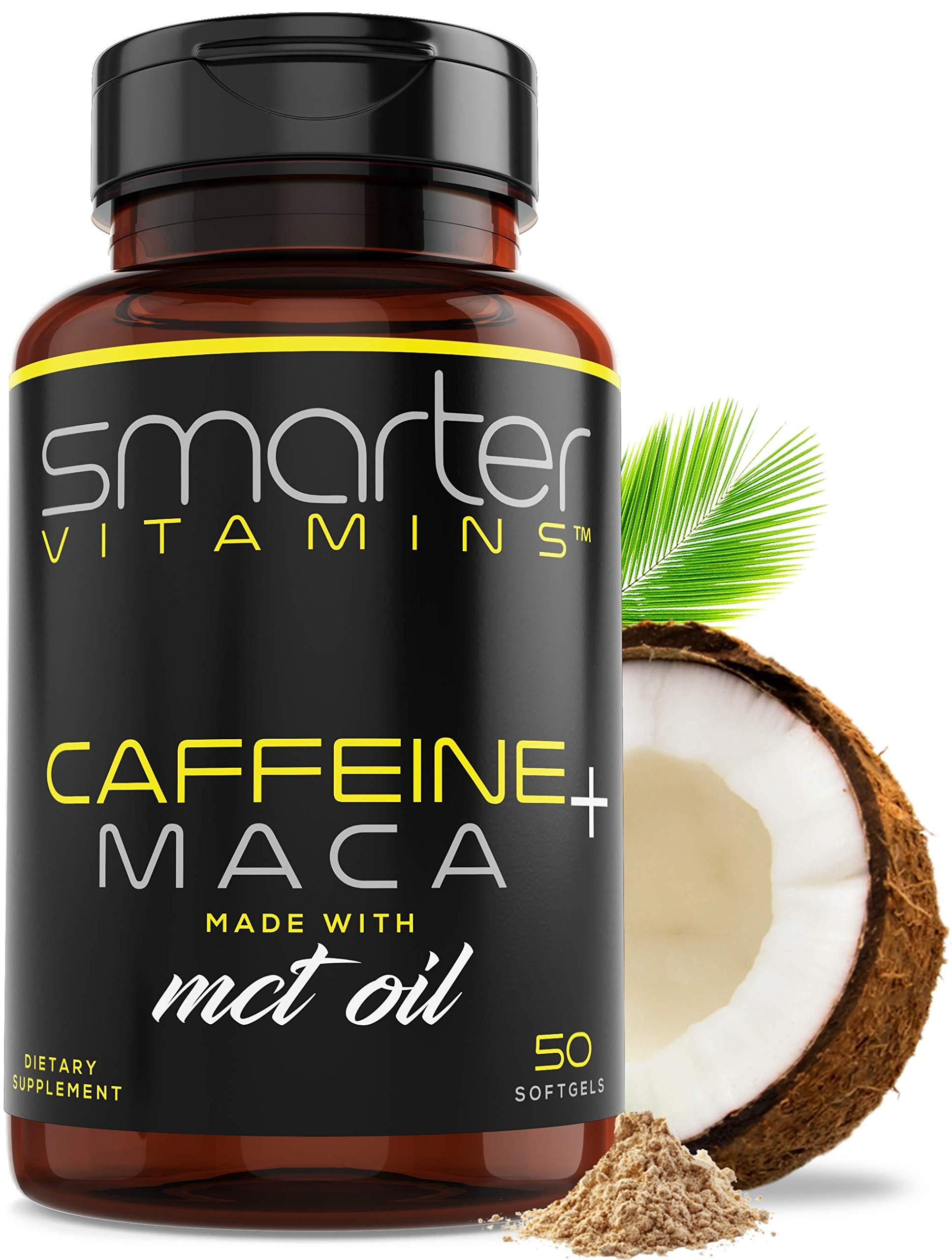 Energy Pills Organic MACA Root