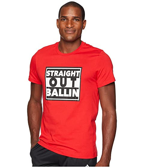 Straight Out Tee Out Out adidas Ballin adidas Ballin Tee Tee Out adidas adidas Straight Ballin Straight Straight HHfwOq