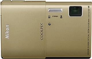 Nikon デジタルカメラ COOLPIX (クールピクス) S100 シャイニーゴールド S100GL