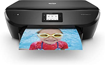 $46 » HP ENVY Photo 6222 Wireless All-in-One Printer with Craft it! Bundle - Craft software, photo paper, and supplies included (K7D05A) (Renewed)