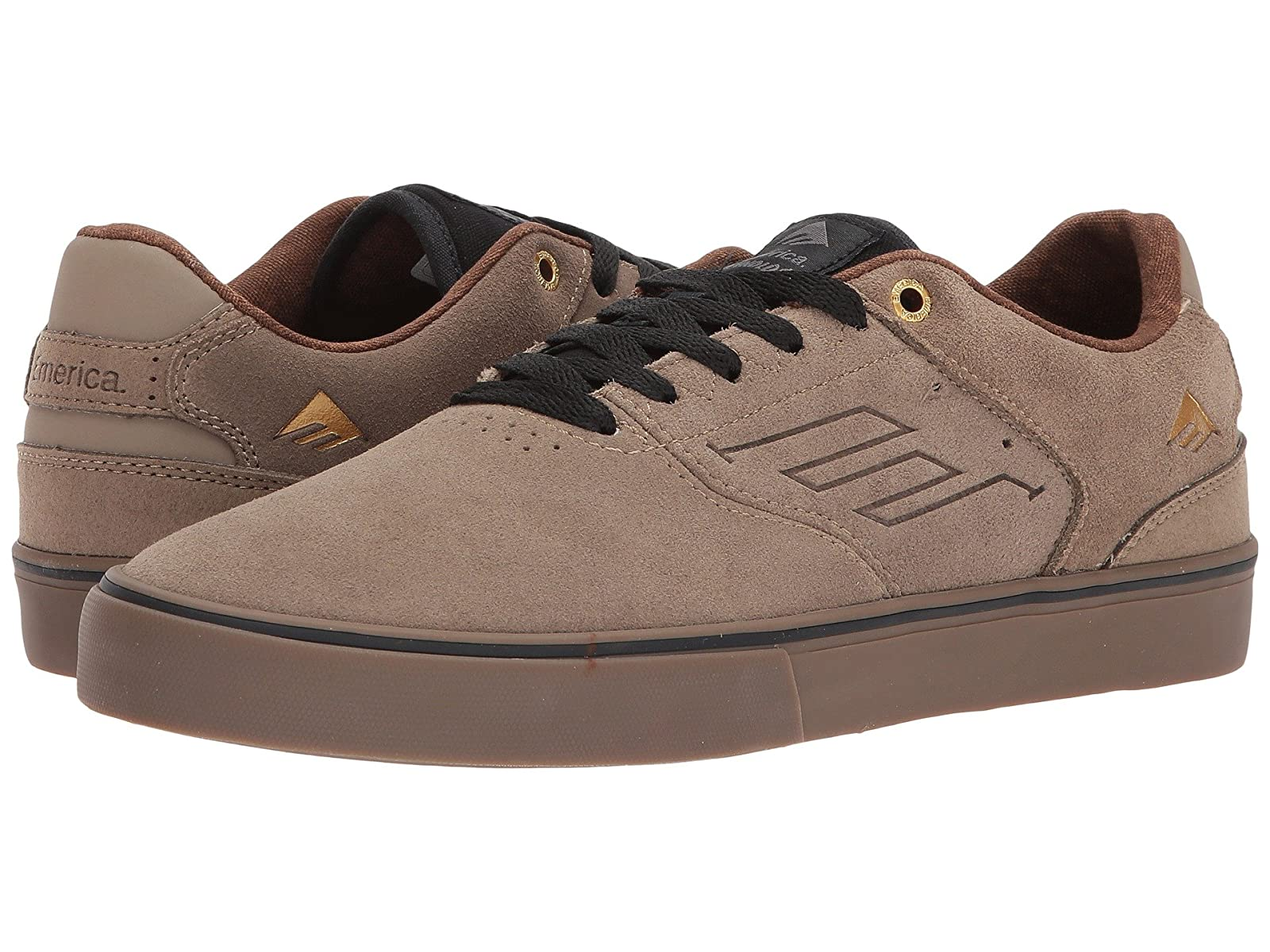 Emerica The Low Reynolds Low The Vulc:High Quality Materials:Man/Woman a75e37