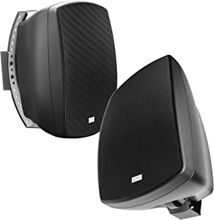 OSD Audio AP650 Outdoor High Definition Patio Speaker Pair (Black)