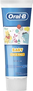 Oral B Baby Winnie The Pooh Toothpaste, 75 ml, 0-2 Years
