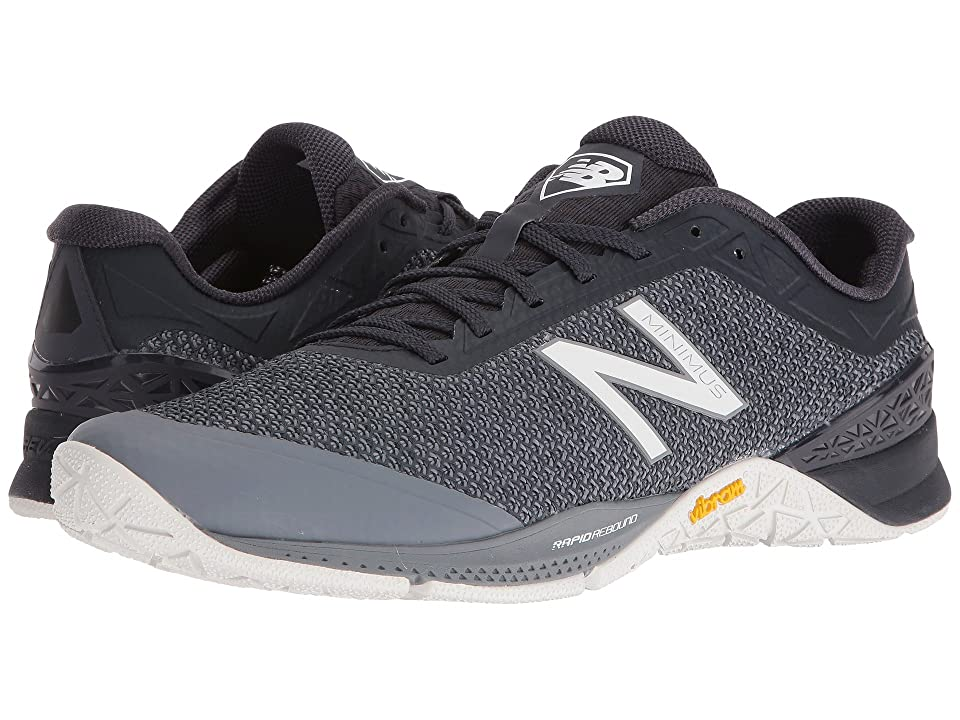 New Balance MX40v1 (Gray/Gray) Men