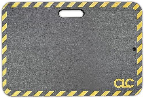Custom Leathercraft CLC 302 Medium Kneeling Pad, 14 x 21-Inch
