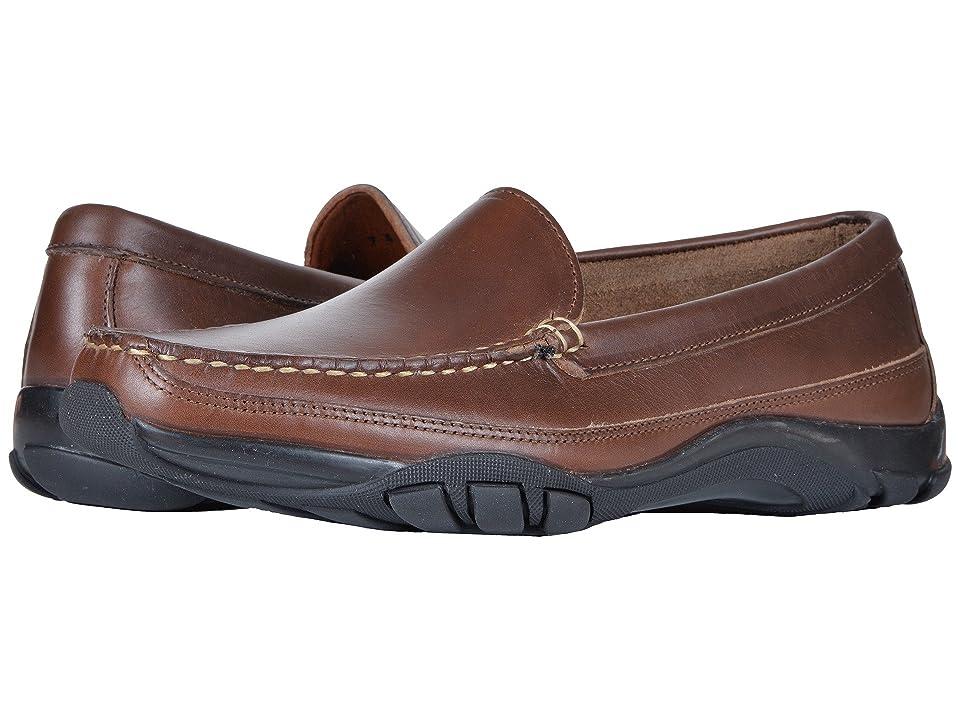 Allen Edmonds Boulder (Brown Leather) Men