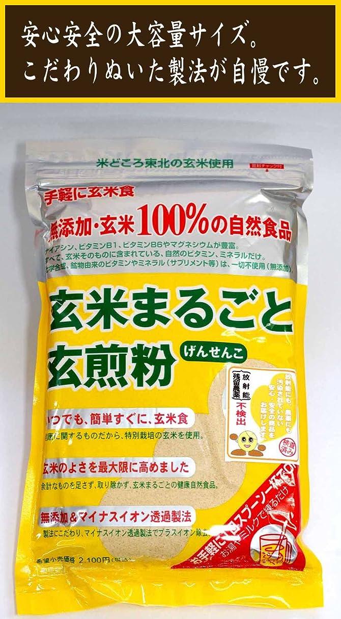 その間天窓船乗り☆Amazon限定セール☆ 玄米まるごと 玄煎粉(げんせんこ)