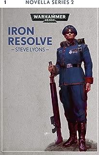 Iron Resolve (Novella Series 2 Book 1)