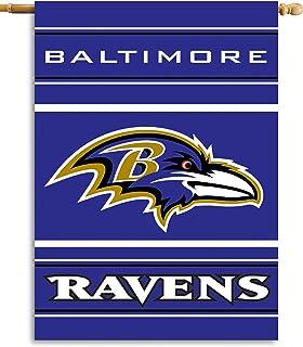 Amazon com: Baltimore Ravens - Sports / Flags / Outdoor