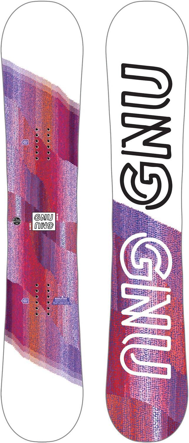 Gnu B-Nice Asym Snowboard Womens