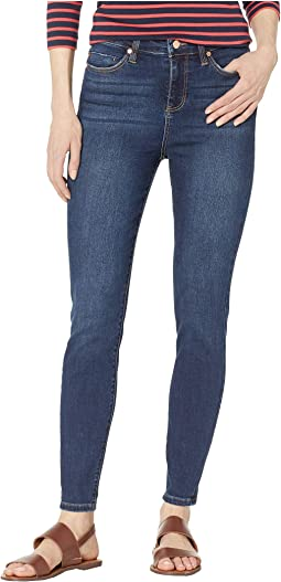 Bridget High-Rise Ankle Skinny Jeans in Wiltshire