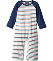 Toobydoo - Playtime Jersey Knit Bootcut Jumpsuit (Infant)