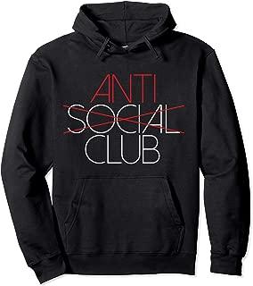 anti social club sweatshirt