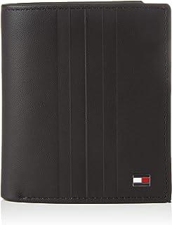 Tommy Hilfiger Men's Metro Ns Trifold Wallet, Black - AM0AM05857