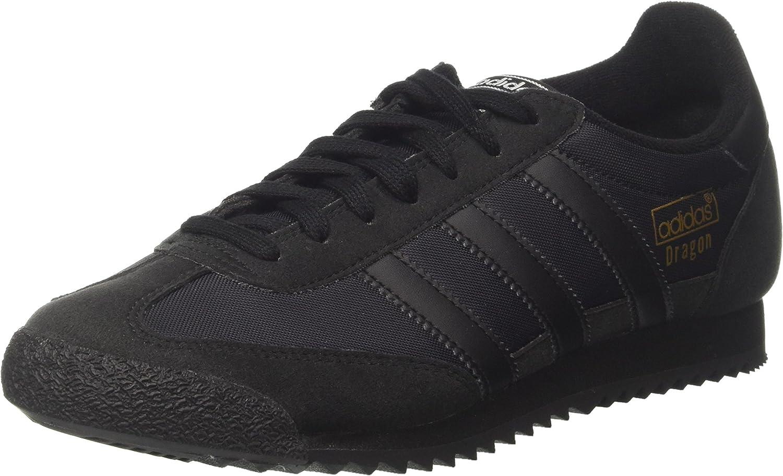 adidas Dragon OG, Baskets Basses Mixte, Noir (Core Black/Core ...