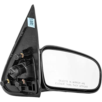Amazon Com Driver Side Mirror For 1995 2005 Chevy Cavalier Coupe 1995 2005 Pontiac Sunfire Coupe Unpainted Non Heated Non Folding Manual Operated Left Rear View Replacement Door Mirror Gm1320148 Automotive