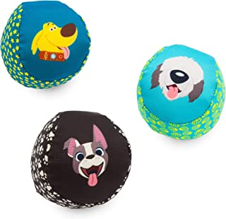 Disney Dogs Pet Toy Ball Set - Oh My