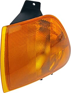Dorman 888-5304 Front Driver Side Marker Light Assembly for Select Ford / Sterling Trucks