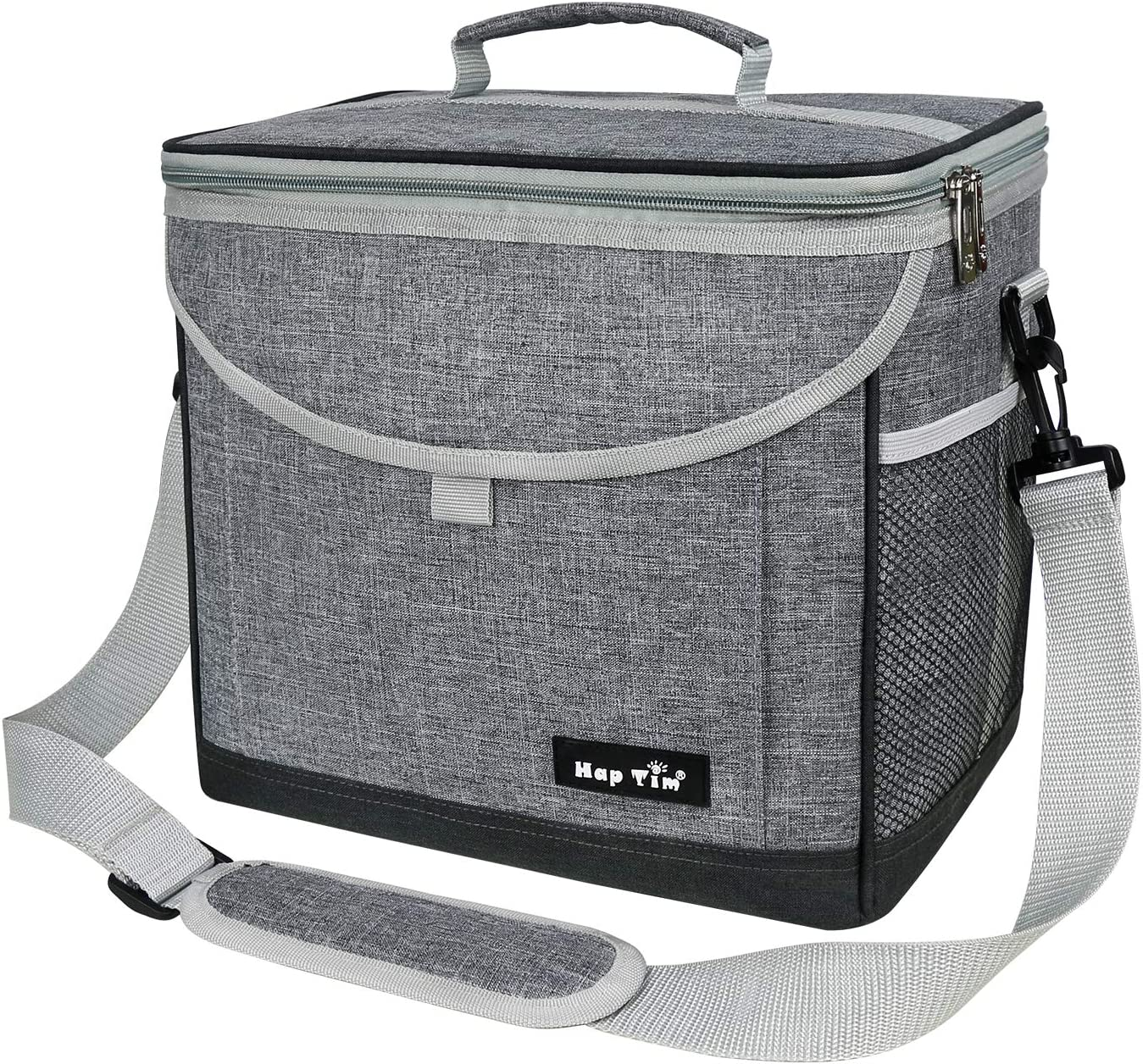 Hap Tim Soft San Francisco Mall Cooler Bag Lunch 40 Fashion Waterproof Gro 24 Large Can