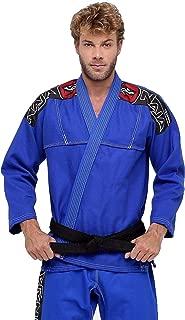 Naja Pro Grade BJJ Karate Taekwondo Martial Arts Sports Gi, Unisex, Preshrunk Grappling Uniforms