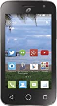 Net10 Alcatel Pop Star 2 4G LTE Prepaid Smartphone – White Box Packaging
